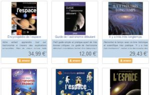 capture livres astronomie promotions