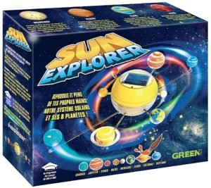 Sun explorer