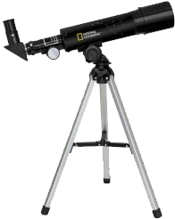 telescope astronomie National Geographic 50 360