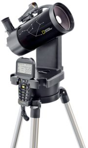 National Geographic 90 1250 meilleur télescope enfant