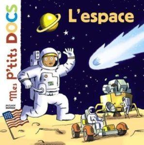 Livre Espace (l') couverture