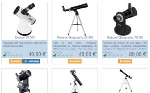 capture telescopes promotions