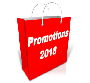 Promotions 2018